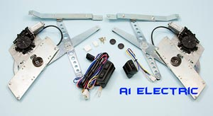 MGB Power Window Kit